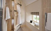 Dryburgh Stirling One - bedroom one en suite bathroom door