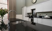 The Maitland Apartment - kitchen area