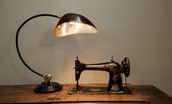 The Maitland Apartment - original Singer sewing machine