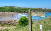 Apple Cottage - Coldingham Beach & coastal path