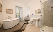 Old Purves Hall - bathroom one