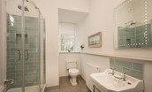 Old Purves Hall - bathroom two