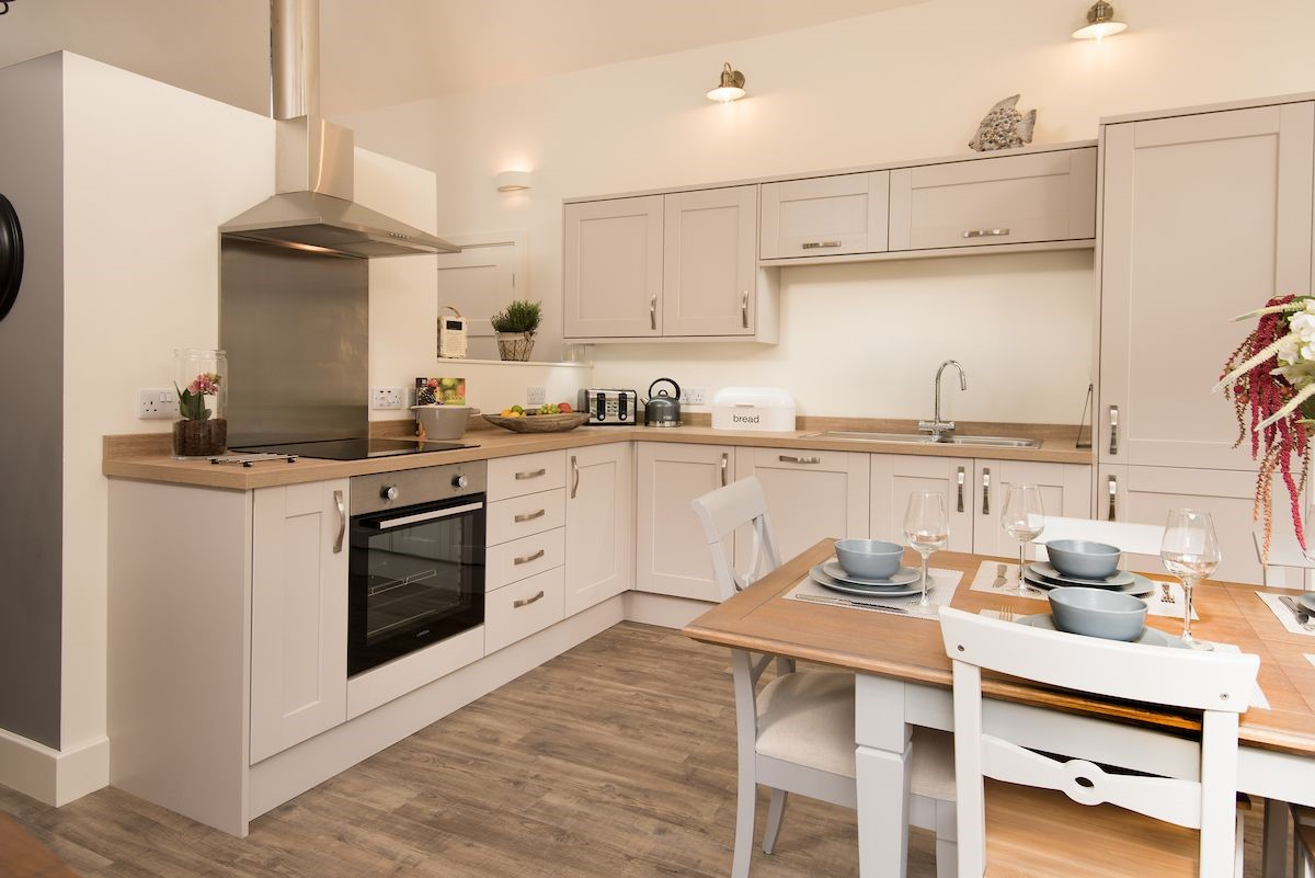 Mallow Lodge - kitchen