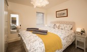Mallow Lodge - bedroom two