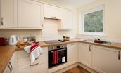 Gardener's Cottage, Elliston - kitchen