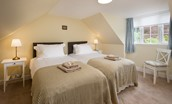 Gardener's Cottage, Elliston - bedroom two