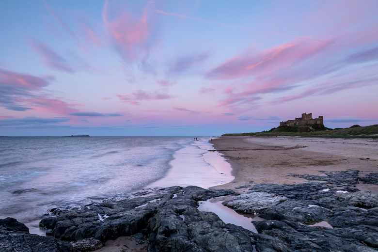 All eyes on: Northumberland Coast AONB