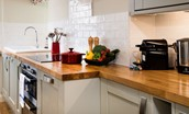 Crosslea - kitchen close up