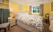 Milfield Hill Cottage - bedroom
