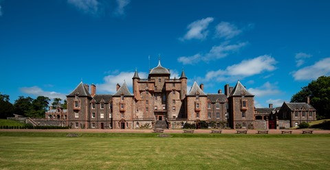 The Sculleries, Thirlestane Castle