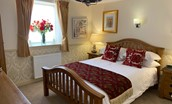 Dryburgh Steading Three - bedroom one