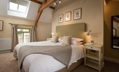 The Granary - bedroom two
