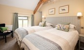 The Granary - bedroom one