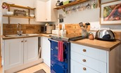 The Potting Shed - kitchen