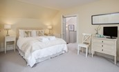 Crailing Coach House - bedroom one