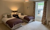Mossfennan House & Annexe - bedroom six