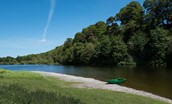 Hamilton House - Milne Graden Estate with fishing available on the River Tweed