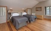 Heiton Mill House - bedroom five
