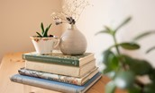 Wren Cottage - styling touches