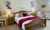 Dryburgh Steading Three - bedroom two