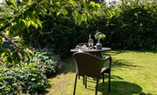 Miller's Cottage - shared garden directly opposite the cottage